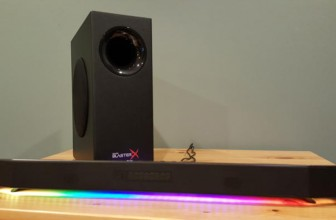 Creative Sound BlasterX Katana review: The soundbar finally makes its way to PCs
