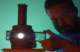 The Original Magic Lantern: Bringing a 160-Year-Old Projector Back to Life