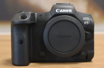 First look: why the Canon EOS R5 could be the supercar of mirrorless cameras
