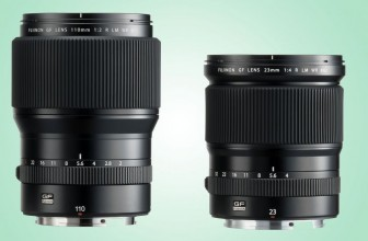 Fujifilm broadens GFX system with two new lenses and accessories