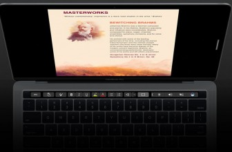 Productivity primed: MacBook Pro's Touch Bar now supports Microsoft Office
