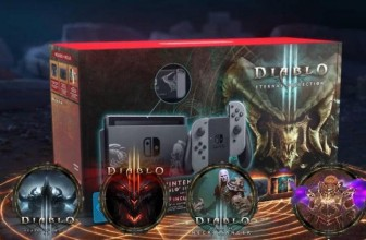 Diablo 3: Eternal Collection Nintendo Switch Bundle Announced