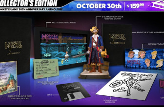 Monkey Island is getting a $160 anthology release this month