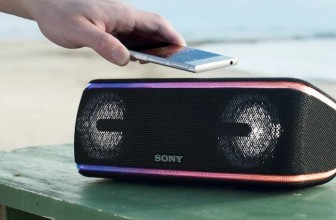 Sony SRS-XB41 Bluetooth speaker review