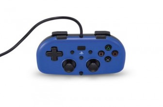 Sony's PS4 Mini Wired Gamepad looks to win with kids this Christmas season
