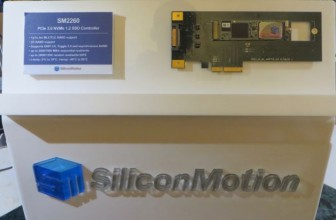 Silicon Motion at CES: 3D NAND support for SM2246EN and roadmap update