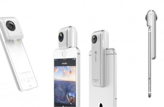 Turn your iPhone into a 360-degree VR camera