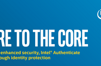 Intel Launches Skylake vPro With Intel Authenticate