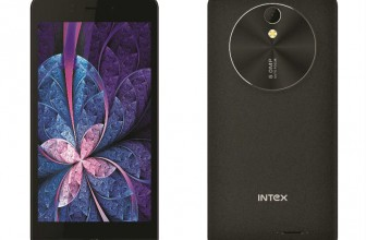Intex Aqua Ring launched with Asus Zenfone Zoom-like design, priced at Rs 4,999: Specifications, features