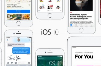 iOS 10 is now available to download on your existing iPhone and iPad