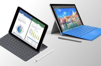Versus: iPad Pro 9.7 vs Surface Pro 4