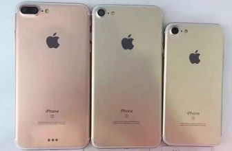 iPhone 7 Pro spotted alongside iPhone 7 and iPhone 7 Plus