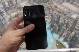 Watch an Apple iPhone 7 Plus being dropped from the tallest building in the world