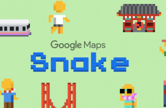Google Maps adds a Snake game to mobile and desktop applications