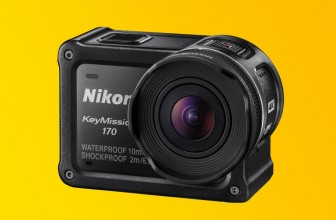 Photokina 2016: Nikon goes pro with its second 4K action camera