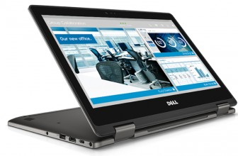 Dell's new 2-in-1 Latitude laptop adds security IR camera
