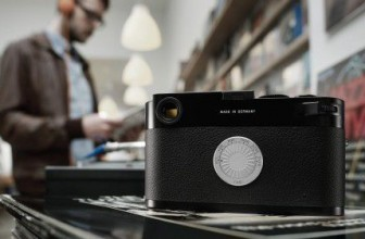 Leica's new digital camera is so simple you don't even need an LCD