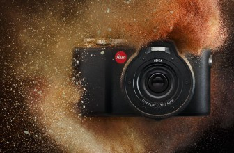 Leica goes swimming with the fishes with its new X-U camera