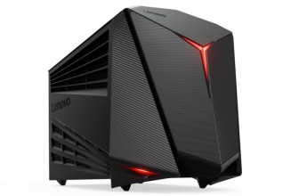 Lenovo's cube-shaped 4K and VR-ready gaming PC is anything but square