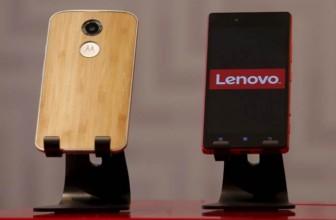 Lenovo looks beyond computers with slick new phones