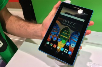 Hands-on review: MWC 2016: Lenovo Tab3