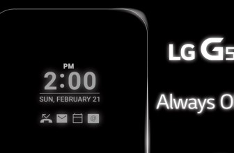 LG G5 revealed to have an always-on screen