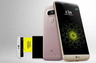 LG G5 smartphone with dual camera unveiled, prices and release dates yet to be announced