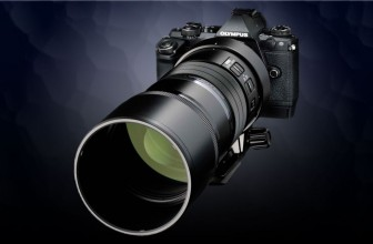 CES 2016: Olympus boosts its pro lens range with a new 300mm f/4 super-telephoto