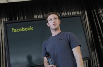 FB chairman Mark Zuckerberg's quarterly report mentions about ISL