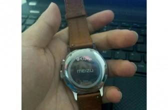 Latest Meizu smartwatch leak reveals metal body and leather straps