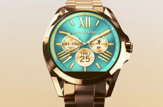 Wearables get fashionable with new Michael Kors Access smartwatches