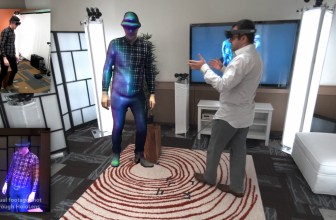 Microsoft introduces the world to 'holoportation'