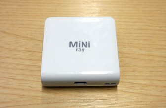 Hands-on review: MiNi Ray Projector