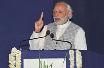 Prime Minister Narendra Modi inaugurates Make In India Center in Mumbai
