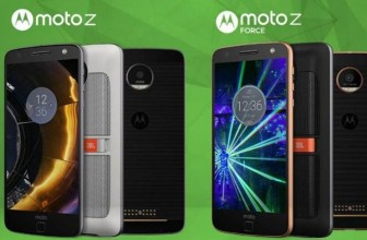 Lenovo launches Moto Z, Moto Z Force smartphones