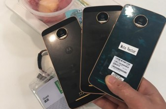 Moto Z Play hands-on photos leaked ahead of official launch: Specifications, features