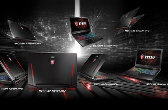 MSI's latest beefy laptops are primed for VR gaming