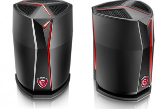 MSI Releases Vortex: A Mac Pro-Like SLI PC for Gamers and VR, from $2199