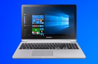 Samsung's HDR display-packing hybrid laptop takes aim at Netflix bingers