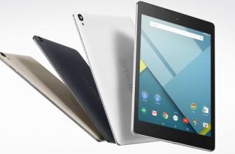 Google and HTC nix the Nexus 9