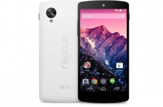 Review:  Google Nexus 5
