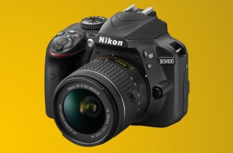 The Nikon D3400 was made for instant image sharing addicts