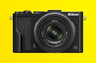 Nikon's new, speedy premium compact DL-series cameras shoot 4K video