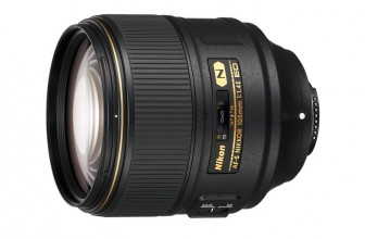 World first: Nikon annouces ultra-fast 105mm f/1.4 prime lens