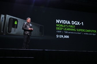 Nvidia's latest supercomputer is like 'a datacenter in a box'
