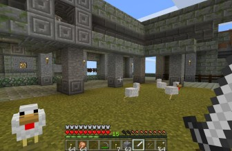 Minecraft is coming to Samsung's Gear VR