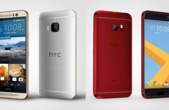 Versus: HTC 10 vs HTC One M9