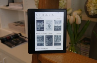 Review: Amazon Kindle Oasis