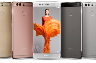 Huawei Launches The P9 and P9 Plus
