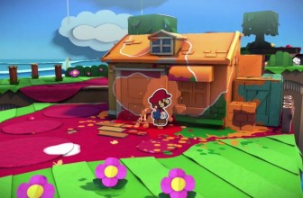 Paper Mario: Color Splash has been around 30 minutes and people already hate it